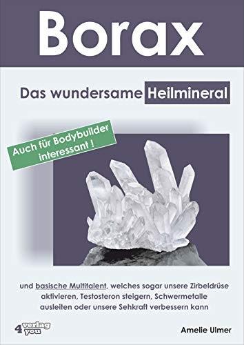 Buch: Borax - Das wundersame Heilmineral