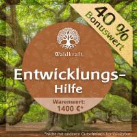 Waldkraft Entwicklungshilfe 1400 EUR
