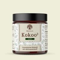 Kokoo³ + Olive - Ozonisiertes Kokosöl und Olivenöl