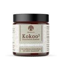 Kokoo3 - Ozonisiertes Kokosöl