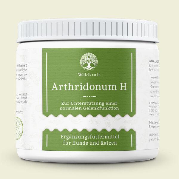 Arthridonum H - Zur natürlichen Unterstützung der Gelenkfunktion 300g