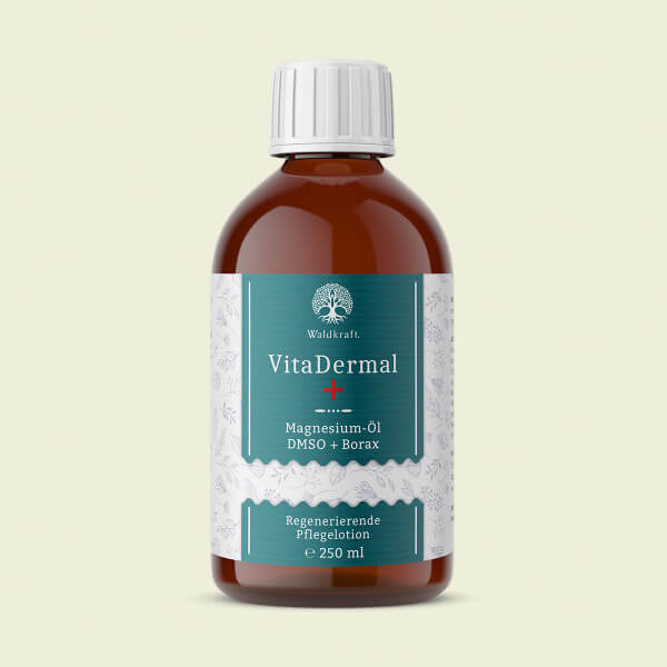 VitaDermal+ - Magnesium-Öl + DMSO + Borax - 250ml