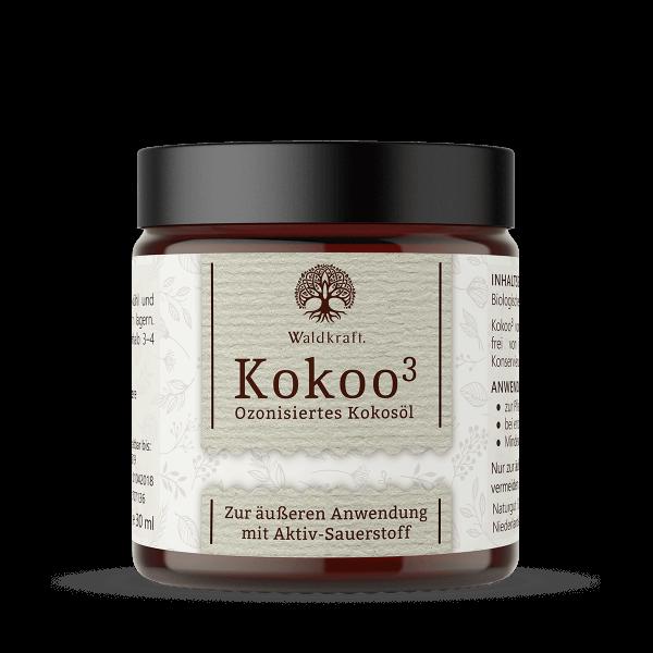 Kokoo³ - Ozonisiertes Kokosöl