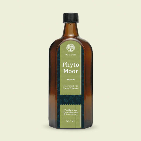 Phyto Moor – Biologisch aktives Vitalstofftonikum – 500ml