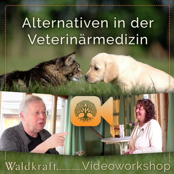 "Video-Workshop ""Alternativen in der Veterinärmedizin"" Dirk Schrader"