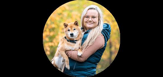 Tierärztin Nicole Schreiter