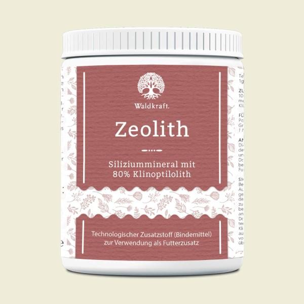 Zeolith für Pferde – Naturmineral mit 93% Klinoptilolith