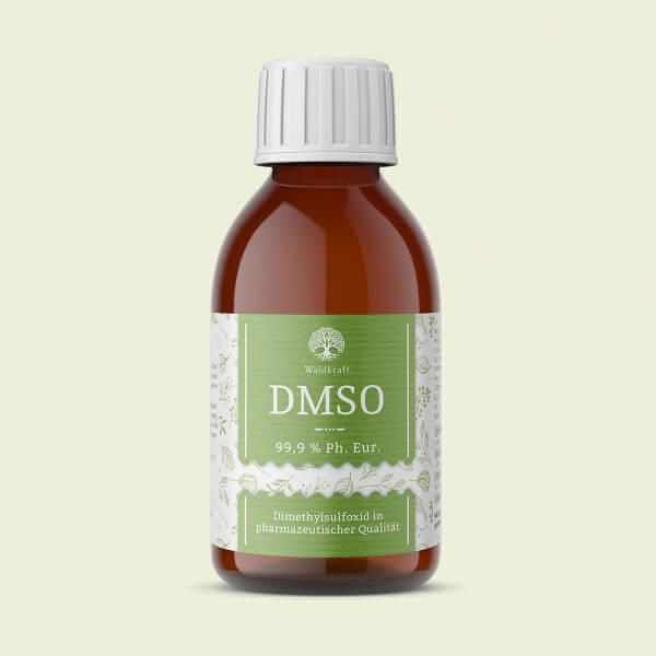 Waldkraft DMSO - 99,9% Dimetylsulfoxid Ph. Eur. 120ml