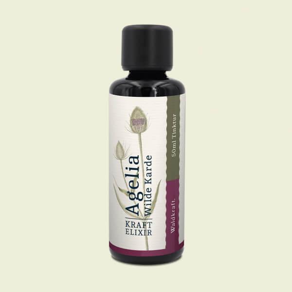 Agelia – Wilde Karde – Kraftelixir, 50ml