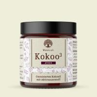 Kokoo³ Aether - Ozonisiertes Kokosöl mit ätherischen Ölen