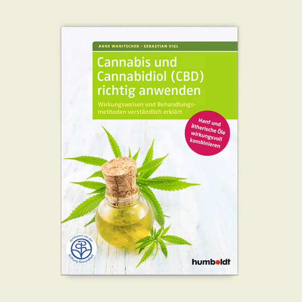Buch - Cannabis und Cannabidiol (CBD) richtig anwenden